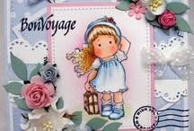 Magnólia Stamp