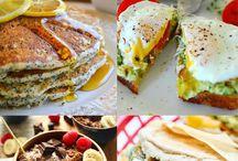 desayunos saludables ☺