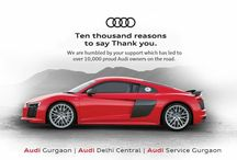 10,000 Audi Owners