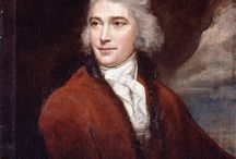 People of Note / Interesting men and women from the Georgian and Regency eras