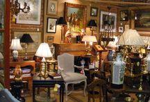 American and European Antique Furniture at Emporium Antiques