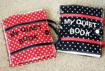 Quiet book / by Cynthia Bennett
