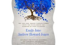 Wedding : Fall / Autumn / Autumn / fall wedding ideas .. wedding invitations and gift ideas
