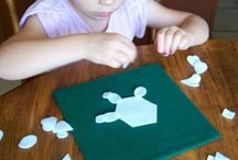 Education- Busy Bags and Quiet Time Activities