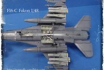 F16-C FALCON 1/48