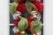 Wreaths:Christmas