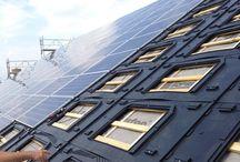 33/50/70-zonenergie / zonenergie: 33-daken, 50-verwarming en 70-E-installaties (pv)