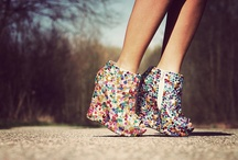 Shoes. / by Kimberly Norlin