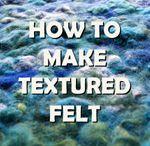 Textured Felt