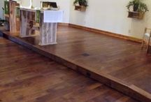 Hardwood Floor Refinishing Woodstock