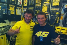 Moto GP 2011 - Estoril - Portugal Team Leader Sells VR46