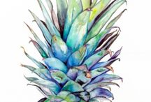 My Artwork / Watercolor paintings by Lauren Reese
