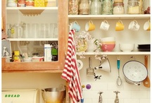 Pantry re-do ideas / by Heather Carr