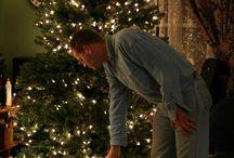 babyproof Christmas tree