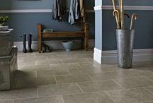 Tiled effect flooring / Amtico and Karndean LVT flooring. Fitted at Peter Allen floor coverings ltd settle North yorkshire