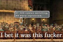 Final Fantasy IX / I'm such a fangirl OTL