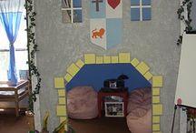 Castle Theme Classroom