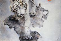 Λευκές τίγρεις