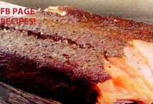 Muurikka Electric Smoker Recipes / Great recipes for people loving the smoked food. You can smoke fish, meat, sausages, vegetables or cheese, whatever you prefer. Follow our board to get regularly new delicious recipes!