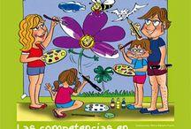 LEER EN FAMILIA / Información, propuestas de actividades, consejos, lecturas recomendadas, ....