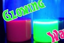 glow experiment