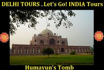 10 Interesting Facts About Humayun's Tomb / Read our new blog on 10 Interesting Facts About Humayun's Tomb : http://letsgoindiatours.blogspot.in/2016/02/10-interesting-facts-about-humayuns-tomb.html