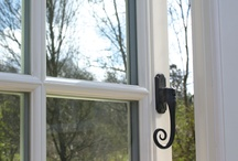 Window Espagnolette / A traditional range of window furniture but for modern, double glazed applications, whether it's timber, pvc or aluminium.