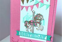 Carousel birthday