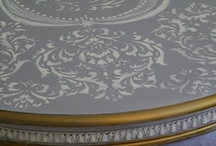 Stenciled Furniture / by StencilSearch