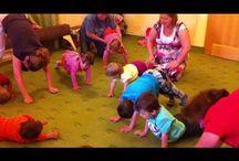 Cvičení pro děti