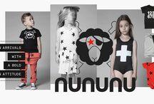 Nununu Spring 2015 / New Clothing Arrivals for Nununu Spring 2015 on Babyswag.com