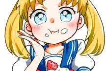 Animes and Mangas