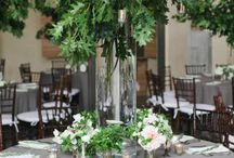 Tall Centerpieces / by Toni Chandler Flowers & Events