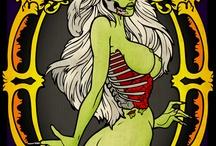 Zombie- zombie- zombie