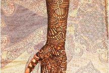 Mehndi Designs / by Anamika Sureka Wise She