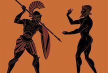 Ancient Greek Figures