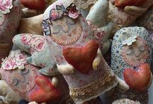 Handmade dolls & toys