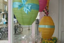 Easter visual merchandising