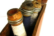 ButToNs & sPooLs / by Diane Appanaitis