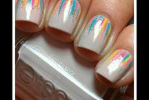 Nails nails nails. / by Victoria Higginbotham