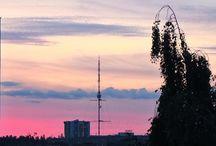 city Izhevsk / Architecture
