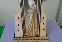 Debbie Moore & Art Deco Cards