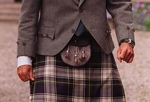 The Kilted Man / Men... in Kilts / by Rew Elliott
