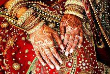 Lenghas/Indian Wear / by Harjot Kang