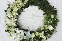 Wreaths / Wreaths for remembrance and memorials.