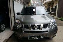 Nissan xtrill 2.5 cc 2012
