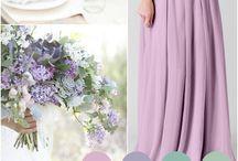 ♥ Wedding colors ♥
