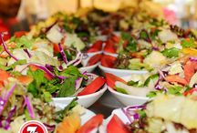 Salatalar ve İkramlar