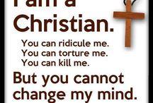 I declare and proclaim