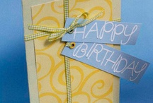 cards and scrapbooking / by Emily Buttars